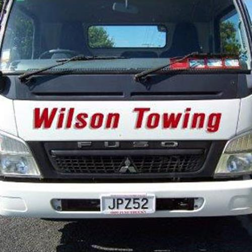 truck1.jpg at Wilson Towing offering towing services in Cambridge, Waikato