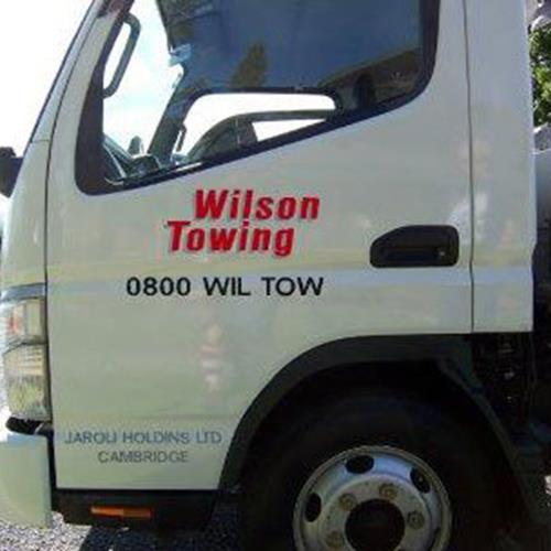 truck2.jpg at Wilson Towing offering towing services in Cambridge, Waikato