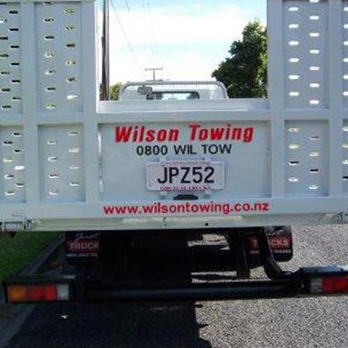 truck3.jpg at Wilson Towing offering towing services in Cambridge, Waikato